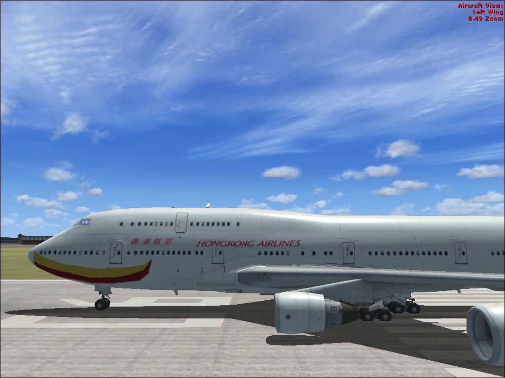 hong kong airlines boeing 747 400 for fsx. Black Bedroom Furniture Sets. Home Design Ideas
