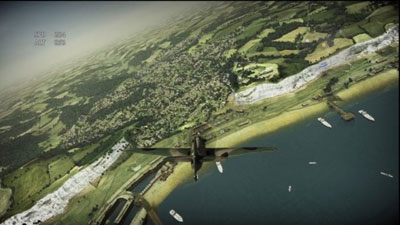 Screenshot from IL-2 Sturmovik Birds of Prey