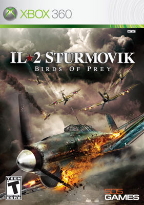 IL-2 Sturmovik Birds of Prey on the XBox