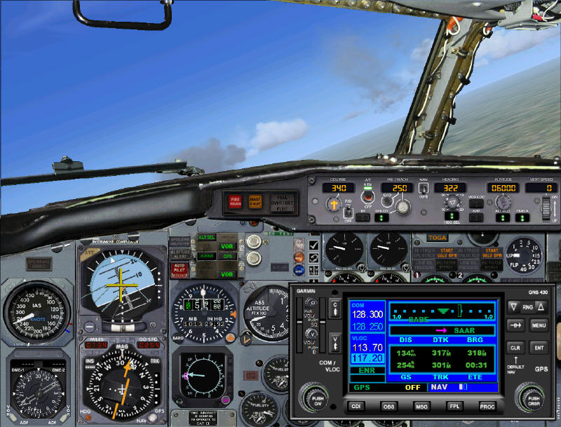 Indonesian Boeing 737-200 Pack for FSX