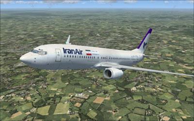 FSX Iranair Boeing 737