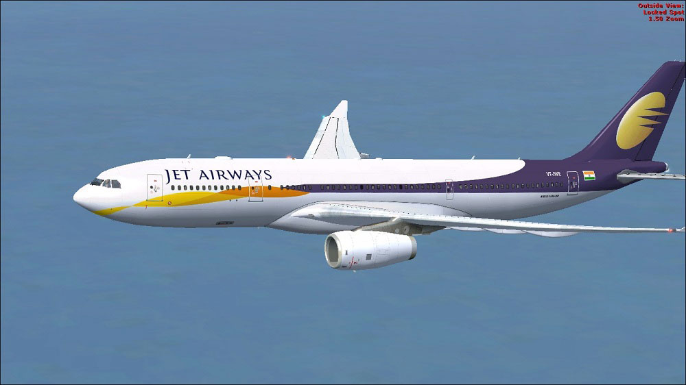 how to choose a seat in a flight jet airways