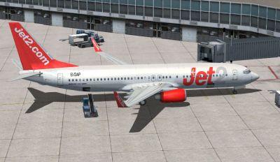 Jet2 Boeing 737-800.