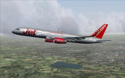 Jet2 Boeing 757-200.