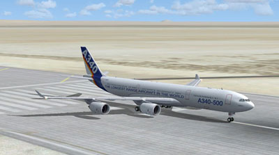 Airbus House colors livery