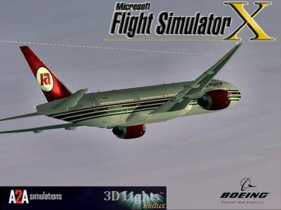 Kenya Scheme One Boeing 777-200ER.