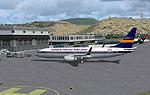 Mostar Airport Scenery