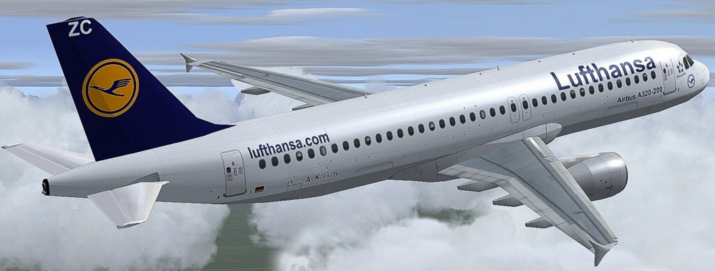lufthansa airbus a320 for fsx. Black Bedroom Furniture Sets. Home Design Ideas