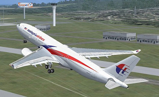 Malaysia Airlines Airbus A330-200 for FSX