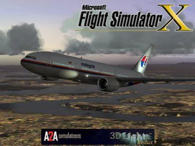 Malaysia Boeing 777-200ER