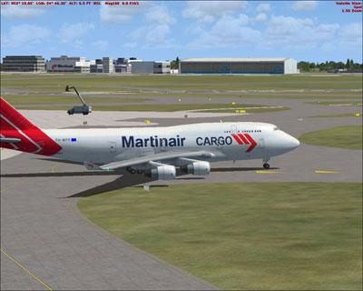 Martinair Cargo Boeing 747-400