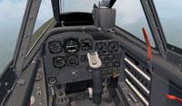 Me-262 Cockpit