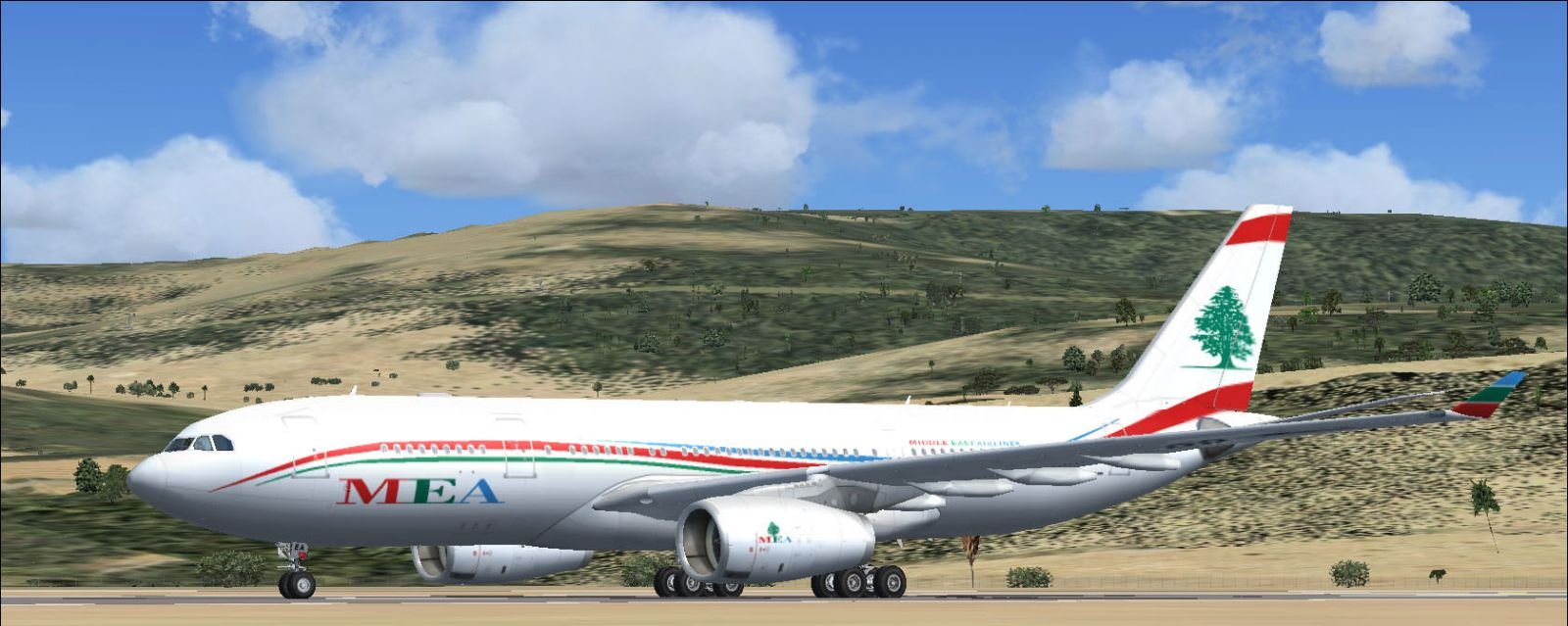 File:OD-RMI, Airbus A321-231, MEA - Middle East Airlines