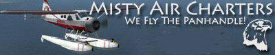 Misty Air Charters company logo