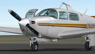 Carenado Mooney 201 M20J for X-Plane