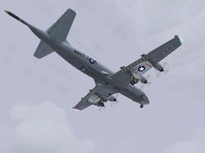 P-3C Orion fuselage