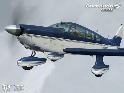 Carenado's PA-28 for FSX