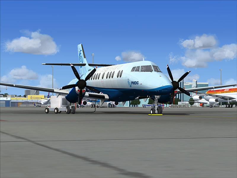 Скачать самолеты для fsx pmdg