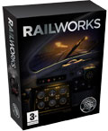 RailWorks packaging box