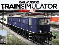 RailWorks home screen