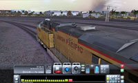 Union Pacfic train