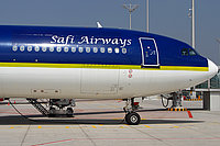 Safi Airways Airbus A340-300.