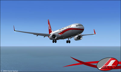 Boeing 737-800 Shanghai Airlines for FSX