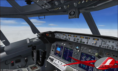 Boeing 737-800 Virtual cockpit