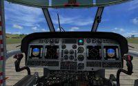 Superpuma cockpit