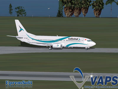 Tailwind Airliners Fleet Boeing 737 Pack for FSX