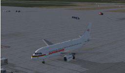 Interflug Airbus A319 for FSX
