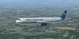 FSX Thomas Cook Airbus A321