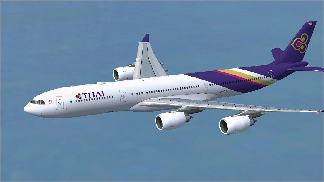 plane simulator games with Fsx Thai Airways Airbus A340 541 on Fsx Air Marshall Islands Dornier Do 228 together with Fsx Fedex Express Boeing 747 8f besides Iracing   New Suzuka Previews additionally Can You Run An Airport also Phoenix 777.