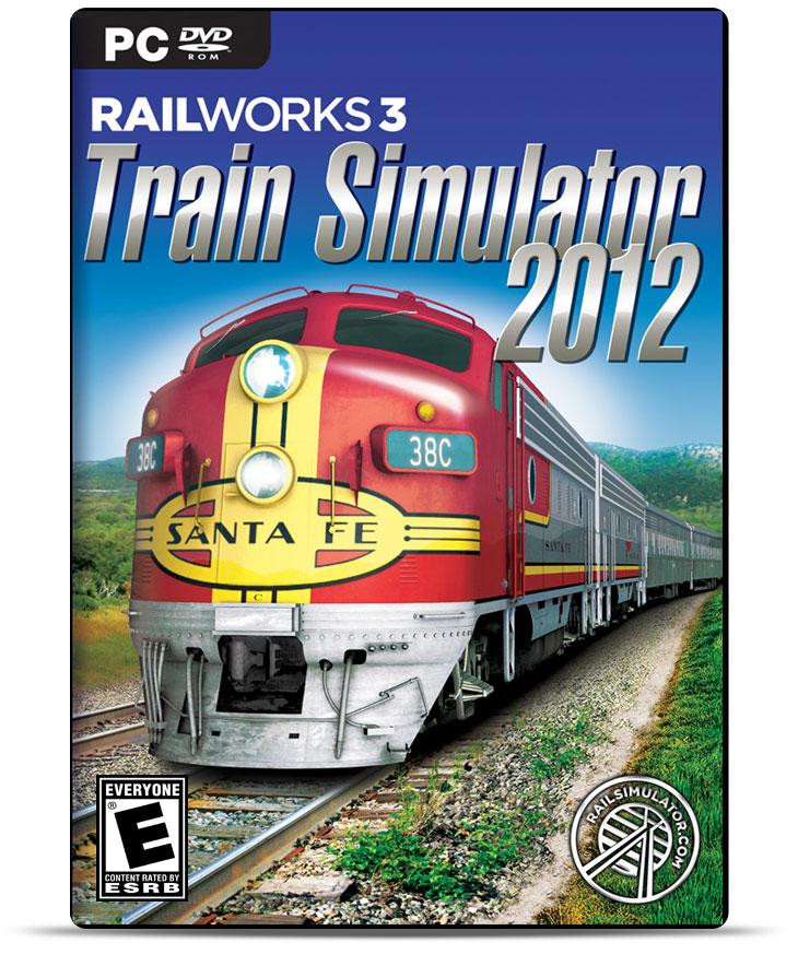 RailWorks 3: Train Simulator 2012 Announced For September 23