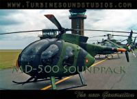 MD-500 Helicopter