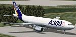 FSX Airbus A300B4F