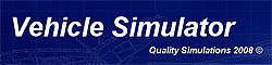 Vehicle Simulator Logo