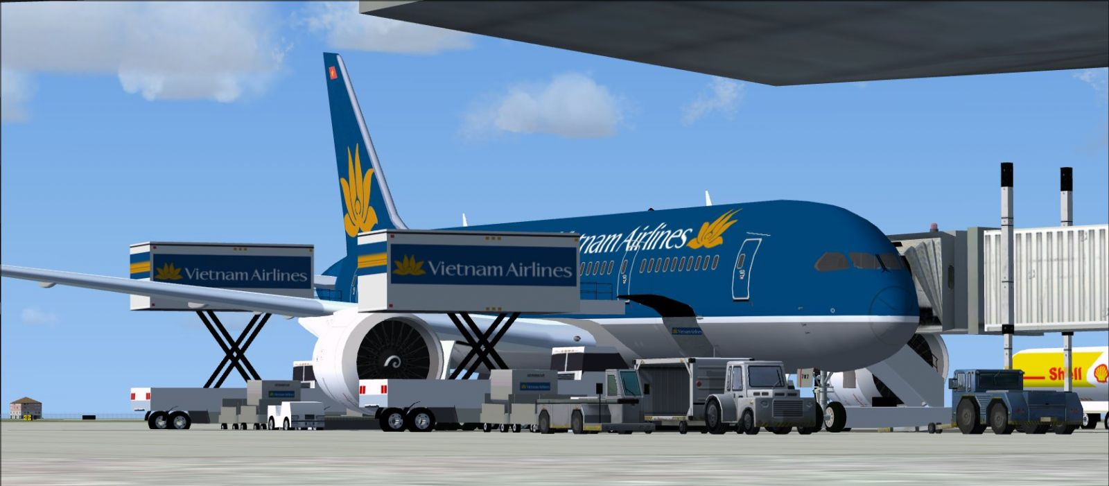 vietnam air cargo About vietnam airlines cargo vietnam airlines company limited, trading as vietnam airlines, is the national flag carrier of vietnamfounded in 1956 under the name vietnam civil aviation, the airline was established as a state enterprise in april 1989.