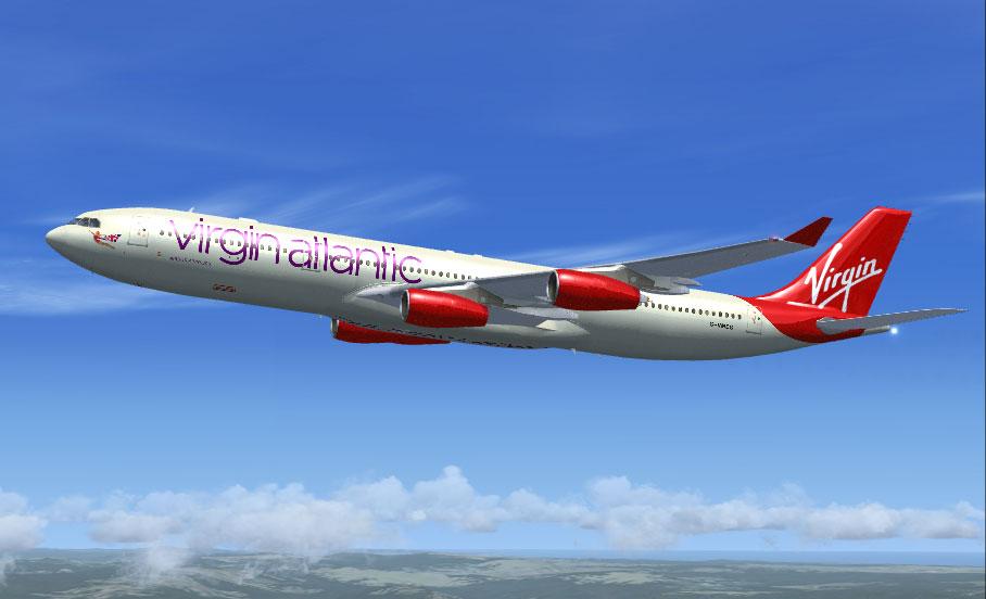 Virgin Atlantic Airlines 111