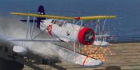 Screenshot of Curtiss SOC-3 Seagull.