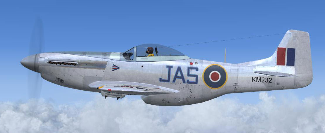 Rcaf P 51d For Fsx