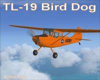 Screenshot of U.S. Army TL-19 Bird Dog in flight.