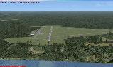 Screenshot of Middle Peninsula Regional Airport.