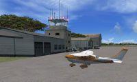 Screenshot of Mbala International Airport.
