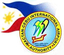 Cebu International Airport Logo.