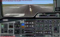 Screenshot of Avro C-91 on runway.