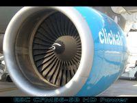 ESC Airbus CFM56-5B product artwork.