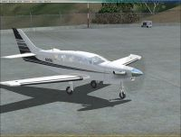 Screenshot of Epic LT N009L on the ground.