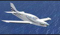 Screenshot of Epic LT N202IF in flight.
