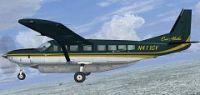 Screenshot of Era Alaska Cessna C208 Caravan in flight.
